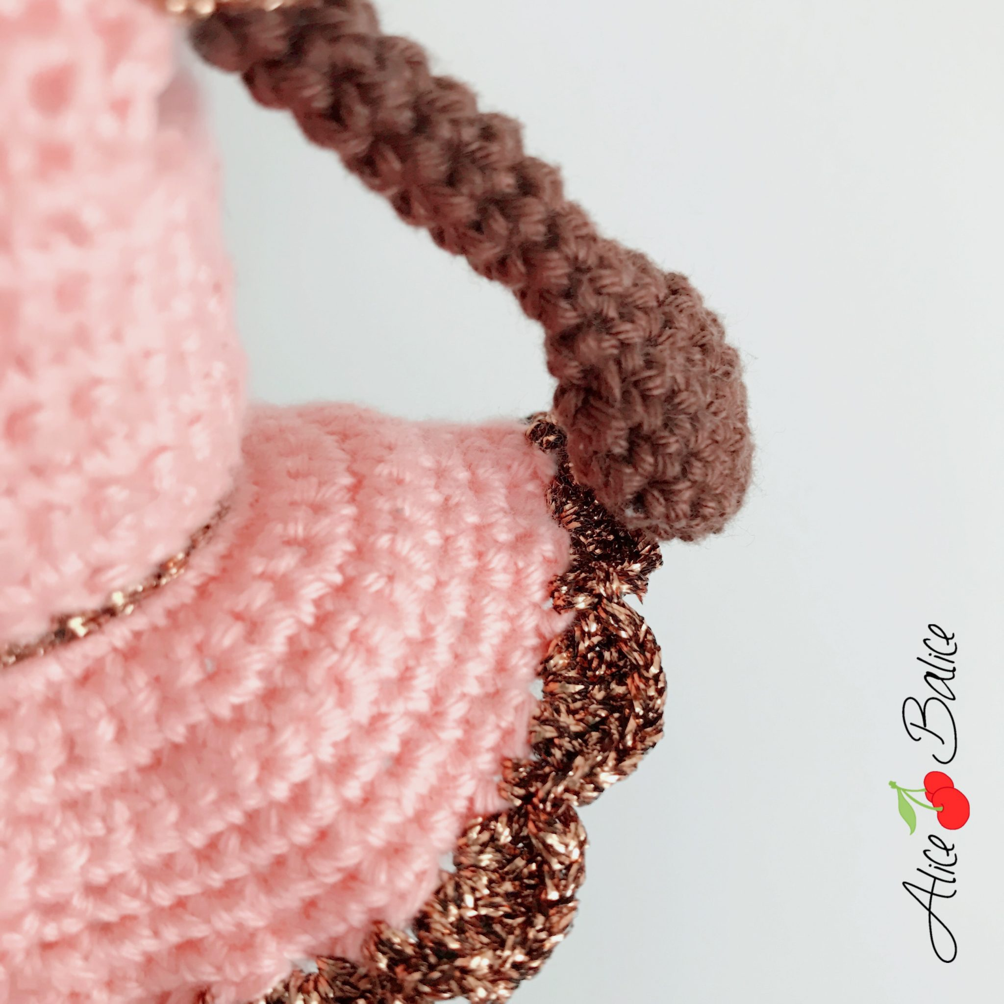 alice balice | amigurumi | poupée en crochet | danseuse | princesse | poupée noire | tutoriel