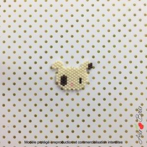 Kit créatif brick stitch «Animignons – Chien»