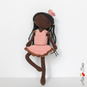 Tutoriel crochet : Louison