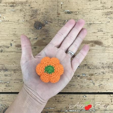 alice balice | poupée en crochet | doll | amigurumi | tutoriel | tutorial | automne | halloween | citrouille | potiron