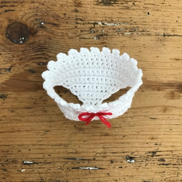 alice balice | poupée en crochet | doll | amigurumi | tutoriel | tutorial | clems | intermédiaire | culotte dentelee