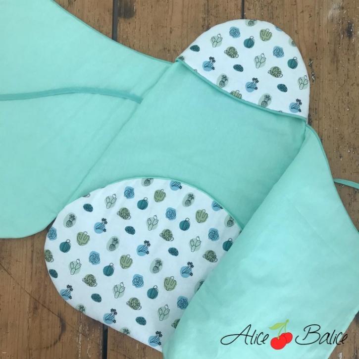 alice balice | tutoriel couture | béé enfant | nid d'ange mahault | cadeau de naissance | trousseau de naissance | nuit | niveau intermédiaire