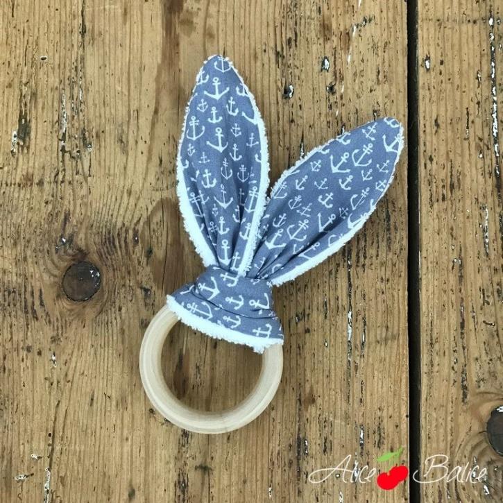 alice balice | tutoriel couture | bébé enfant | anneau de dentition lapin | cadeau de naissance | trousseau de naissance | niveau débutant